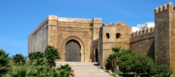Rabat ist eine Stadt in Maroko